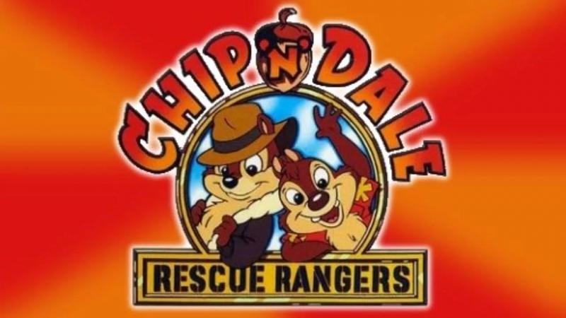 Chip 'n Dale Rescue Rangers! Dendy(NES) Ностальгия! 20 лет спустя или возвращение к истокам!