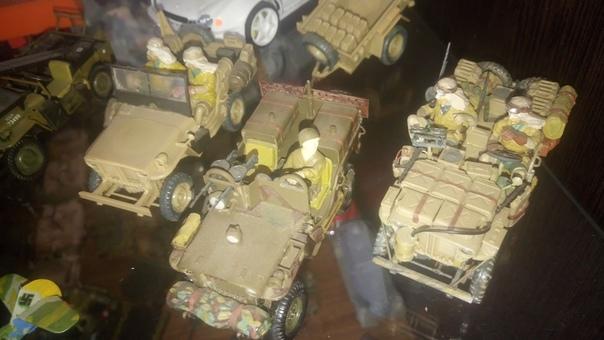 Модели военной техники