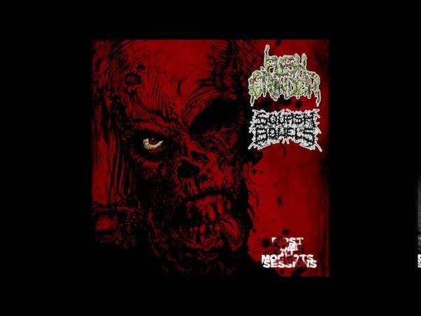 Flesh Grinder Squash Bowels - F.t.a.m.s - 2009 - [Full split]