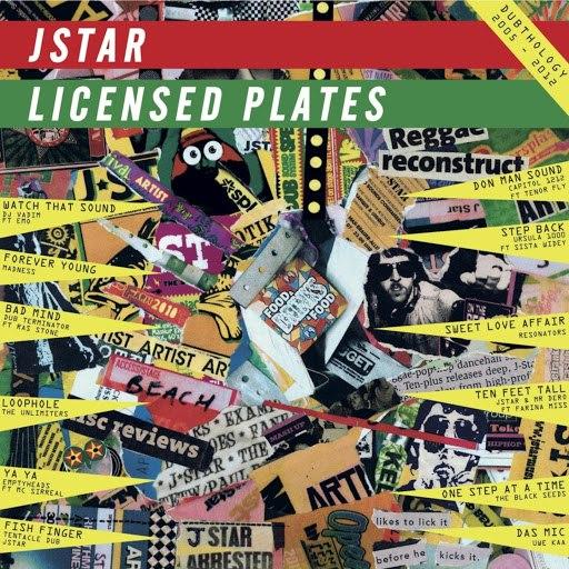 JStar альбом Licensed Plates (Dubthology 2005-2012)