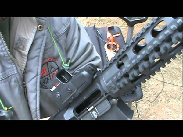 7-inch M16 Conversion in 7.62x25mm from Bazooka Brothers