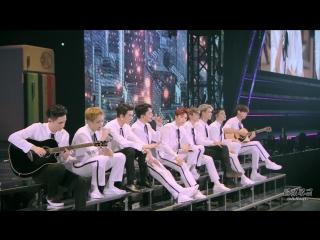 EXO - Unfair+acoustic medley+Lady Luck