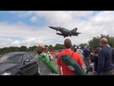 Jets Fighter in Low Pass Shocking Spectacors