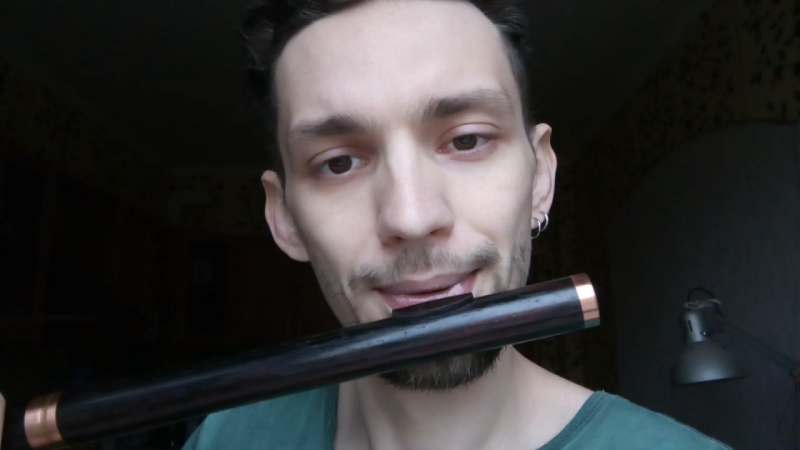 Fluteboxing on Mirraflute