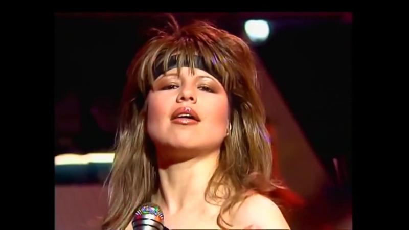 Pia Zadora. Let's Dance Tonight (1985) HD