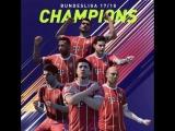 Бавария чемпион - FIFA 18