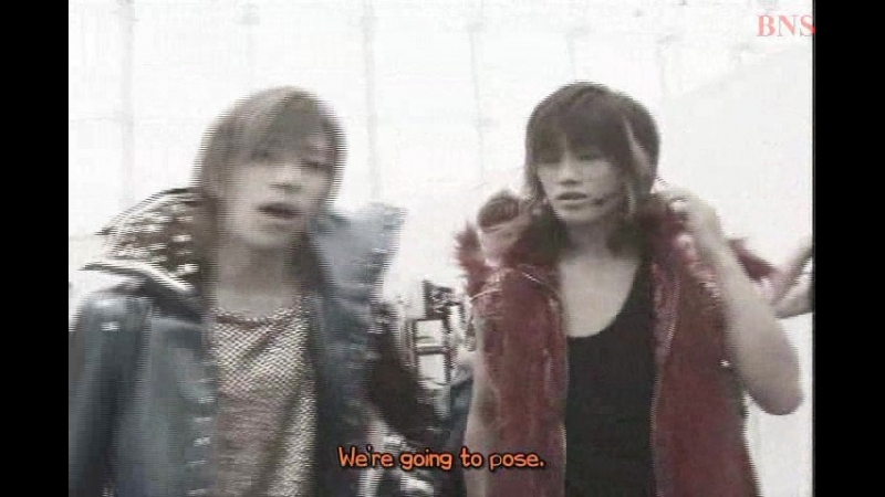 NewS KAT-TUN-SUMMARY of Johnnys World 2004 - Backstage (eng subbed by BNS)