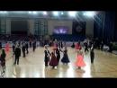 Соболева Перевалов 11 06 18 финал Кубок Мегаполиса Москва