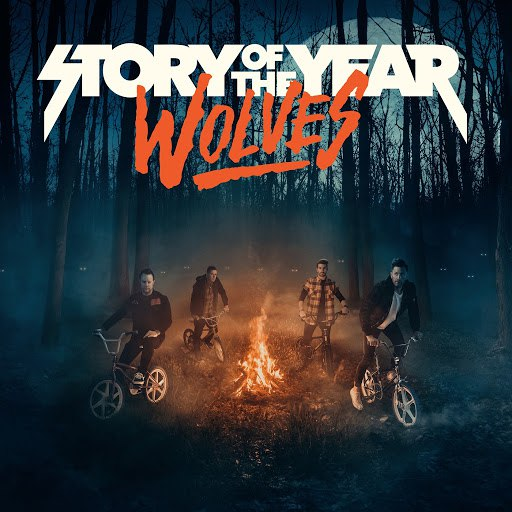 Story Of The Year альбом Wolves