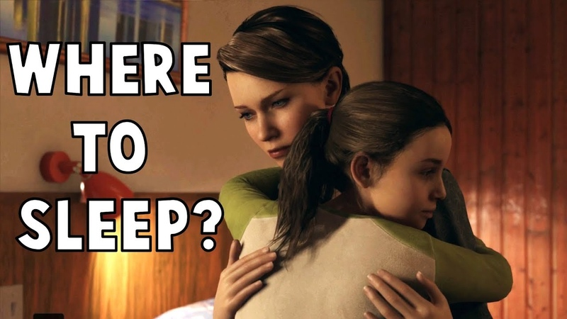 Kara and Alice Finding a Shelter -All Choices- Detroit Become Human