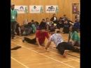 «Парад» странных видов спорта / любительское видео
