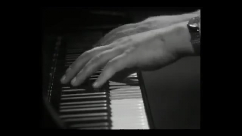 Bill Evans Copenhagen Rehearsal Tape (1966 Live Video)