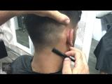 Straight Razor Shave - Beard Styling (HOW TO) |Бритье и оформление бороды и затылка
