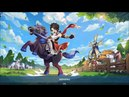 风色世界 The World of Wind android game first look gameplay español