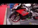 2018 Aprilia RSV4 RF Walkaround 2018 Toronto Motorcycle Show