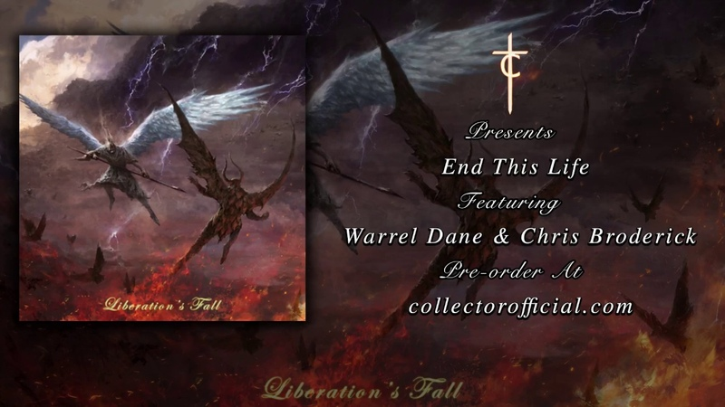 Collector - End This Life ft. Warrel Dane Chris Broderick (Official Audio)