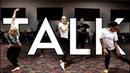 Talk DJ Snake George Maple Radix Dance Fix Season 2 Brian Friedman Choreography