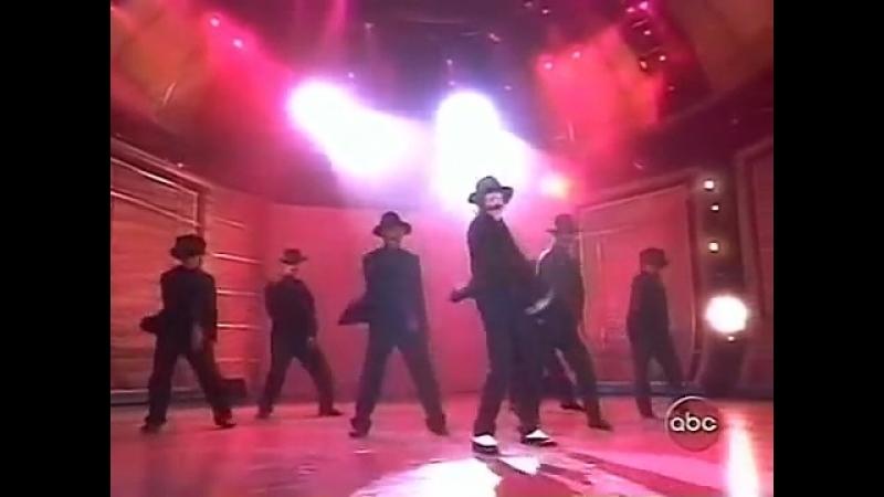 Michael Jackson Live Dangerous 20 April 2002 American Bandstand