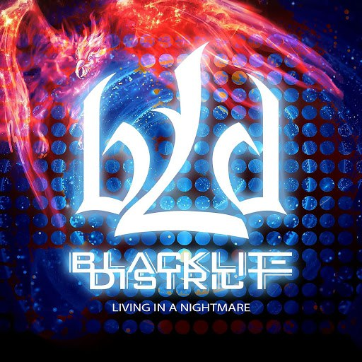 Blacklite District альбом Living in a Nightmare