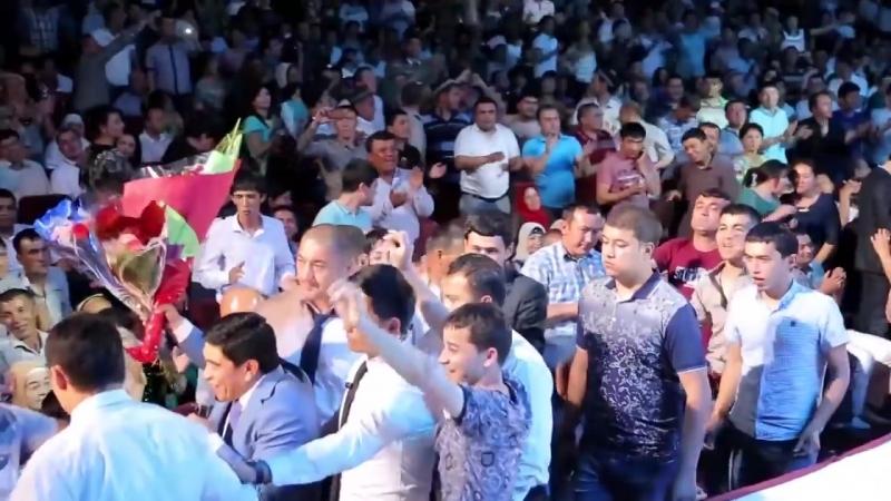 Xurshid Rasulov Popuri Chiroyli qiz O'ksima qiz Yigitlar concert version 2015