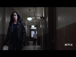 Джессика Джонс / Jessica Jones.2 сезон.Трейлер #2 (2018) [1080p]