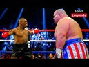 5 Most Aggressive Knockouts by Mike Tyson 2018