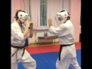 Aikido application of iriminage