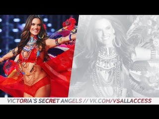 Alessandra Ambrosio Reveals Why She's Retiring From The Victorias Secret Runway (RUS SUB)