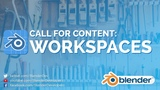 Share Your Workspaces! - Blender 2.8 Call for Content