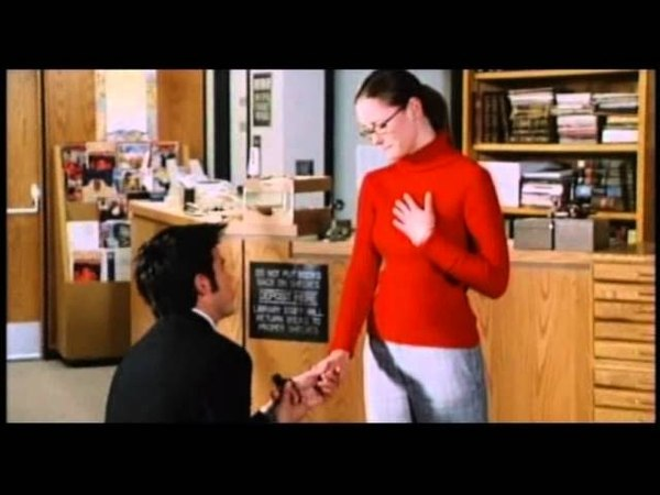 Nathan West and Chyler Leigh Proposal