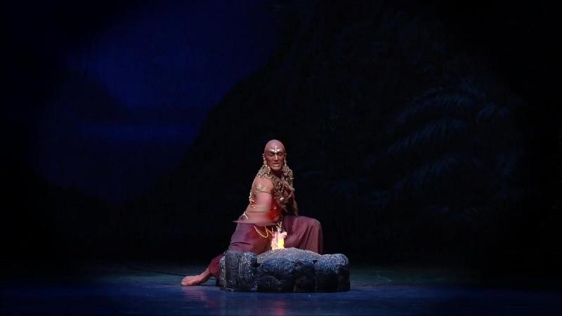 Bayadère Баядерка (trailer видео-трейлер) The Royal Ballet Королевский балет - live in cinema 13.11.2018