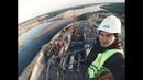 Белопорожская МГЭС вахта 21 Июнь 2018