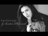 MARINA / backstage by Anastasia Khodanovich