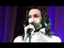 Waters Run Deep - Conchita Wurst - Brucknerhaus Linz - 10.03.2017