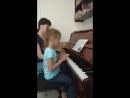 зачет по фортепиано