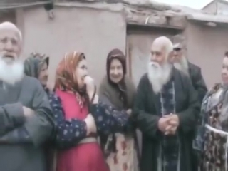 Старообрядцы уральцы из Каракалпакии