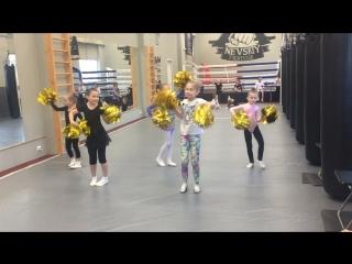 Личное первенство по спортивной хореографии