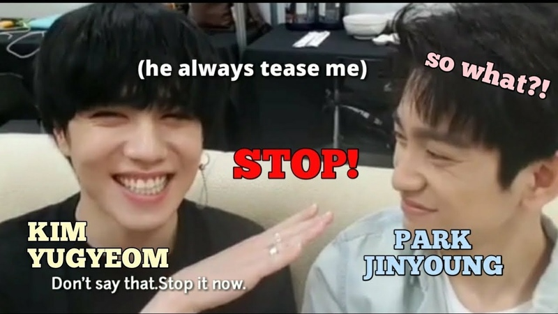 GOT7 JINYOUNG AND YUGYEOM(PEPIGYEOM SPECIALS)