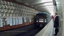 Калужско Рижская линия метро Медведково Новоясеневская
