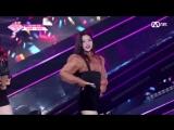 180701 Ван Ирон - Peek-A-Boo Eye Contact @ Produce 48