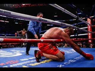 ВИДЕО НОКАУТА: Луис ОРТИС — Разван КОЖАНУ   Hevyweight knockout