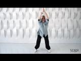 Упражнение Цигун для спины