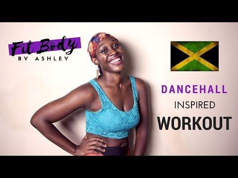 30-Minute Dancehall Workout   DanceFitness