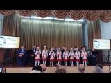 выступление дошколят на праздничном мероприятии, посвященному 90-летию Г.Н. Волкова