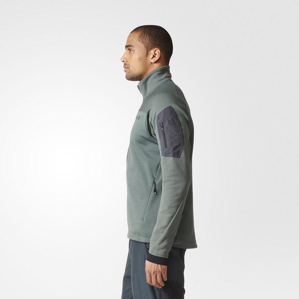 Флисовая куртка Terrex Stockhorn