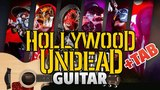 Hollywood Undead – Gotta Let Go (fingerstyle guitar cover with TAB)