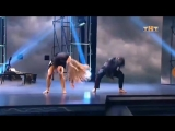 Айхан Шинжин и Света Макаренко (Танцы на ТНТ, 23.12.17 контемп)