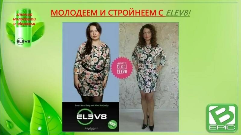 ELEV8٭ Молодеем и стройнеем с Elev8! Просто шок!