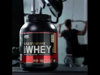 Optimum Nutrition 100 % Whey Gold Standart 5lb