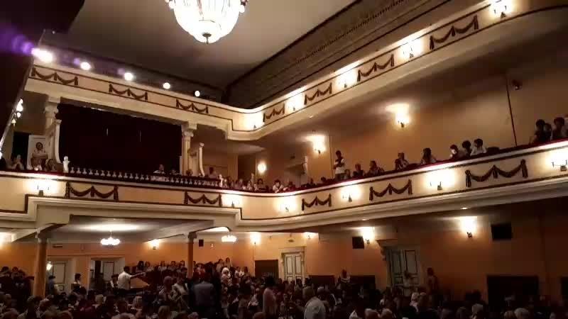 в Мичуринском театре